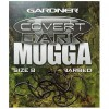 Gardner Covert Dark Mugga Micro Barbed