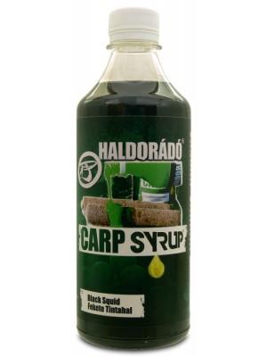 Haldorádó Carp Syrup - Black Squid (Čierny Kalamar)