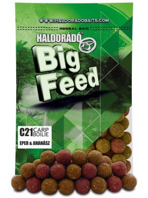 Haldorádó Big Feed - C21 Boilie - Jahoda a Ananás