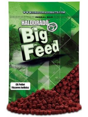 Haldorádó Big Feed - C6 Pellet - Korenistá Klobása