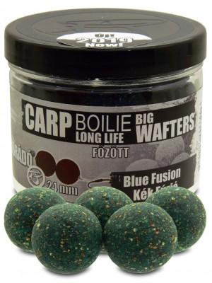 Haldorádó Carp Boilie Big Wafters 24 mm - Modrá Fúzia