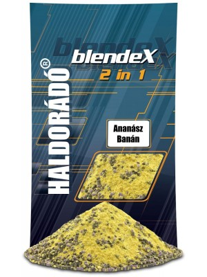 Haldorádó BlendeX 2 in 1 - Ananás + Banán