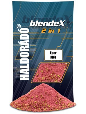 Haldorádó BlendeX 2 in 1 - Jahoda + Med