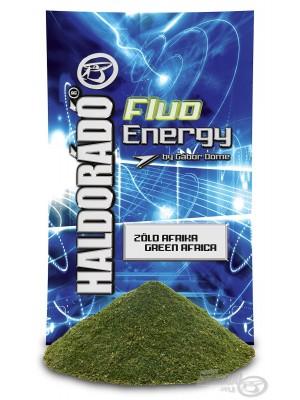 Haldorádó Fluo Energy - Green Afrika