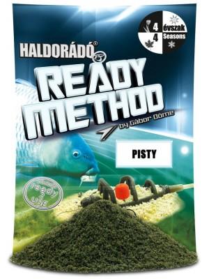 Haldorádó Ready Method - Pisty