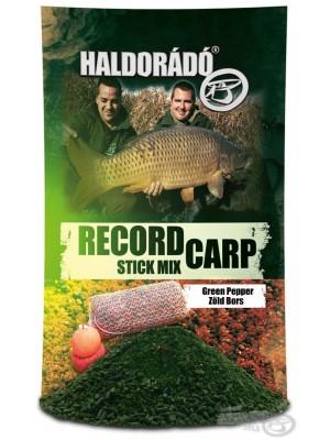 Haldorádó Record Carp Stick Mix - Zelené Korenie / Green Pepper