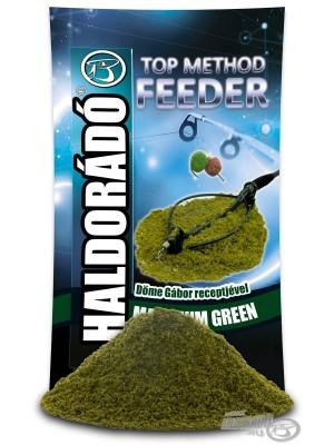 Haldorádó Top Method Feeder Maximum Green (Zelené Korenie)