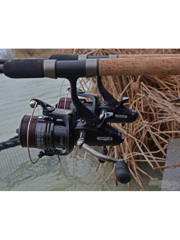 By Döme Team Feeder Carp Fighter LCS 5000