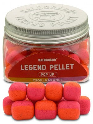 Haldorádó Legend Pellet Pop Up 12, 16 mm - Čokoláda a Pomaranč