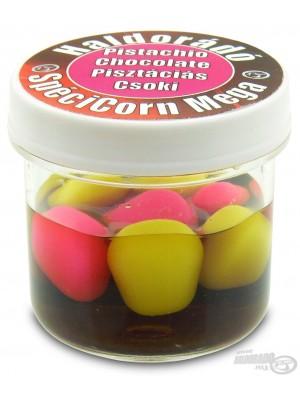 Haldorádó SpéciCorn Mega - Pisztáciás Csoki / Pistachios Chocolate (Pistácia a Čokoláda)