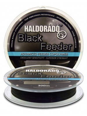 Haldorádó Black Feeder 0,18mm / 300m - 4,55 kg