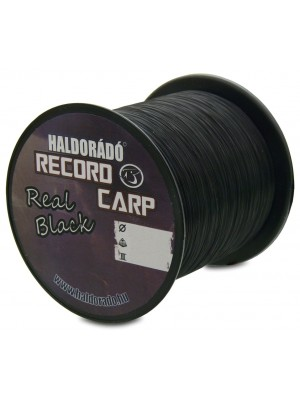Haldorádó Record Carp Real Black 0,24 mm  900 m - 7,65 kg