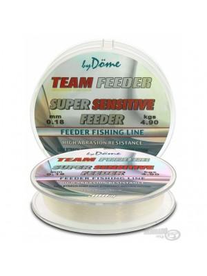 By Döme Team Feeder Super Sensitive Line 0,18mm / 300m - 4,9 kg