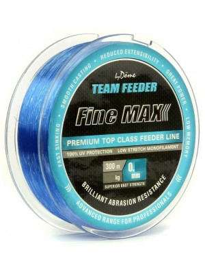 By Döme Team Feeder Fine Max Line 0,20 mm / 300 m - 5,8 kg