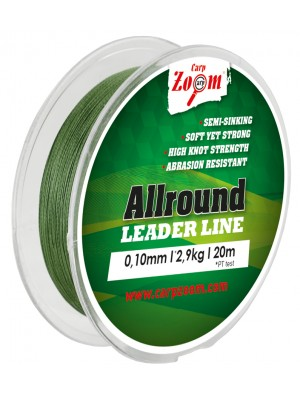 Carp Zoom Allround spletaná šnúra - 0,20mm 8,40kg