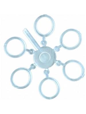 Carp Zoom BAIT BAND - silikonové krúžky - Veĺký