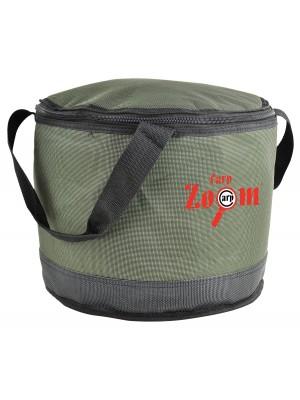 Collapsible Bait Bucket, insulated - Skladacia nádoba na nástrahy/termo