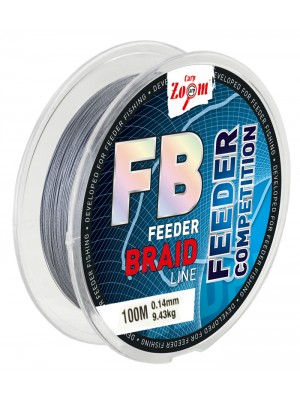 Carp Zoom FC Feeder spletaná šnúra - 0,06mm 4,24kg