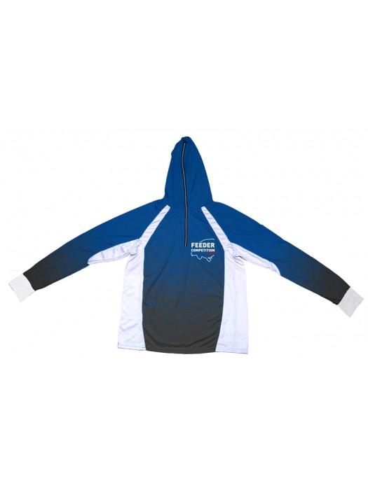 Carp Zoom Feeder Competition - Tričko s dlhým rukávom - L