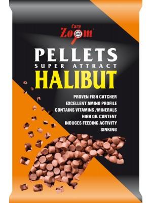 Carp Zoom Feeding Red Halibut Pellets - 10kg - 16mm