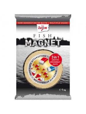 Carp Zoom Fish Magnet - Cream (krémová)  CZ5906