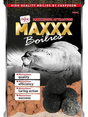 Carp Zoom MAXXX Boilies - čierne korenie-Pečeň 20mm