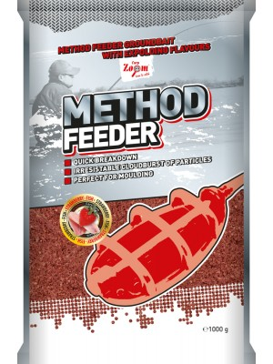 Carp Zoom Method Feeder - Fish-Halibut (ryba – halibut)