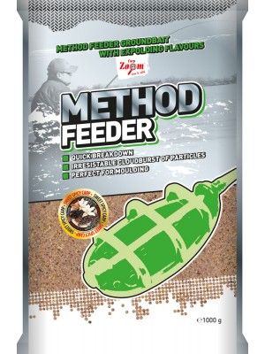 Carp Zoom Method Feeder - Sweet Spicy Carp (rybacie - sladko korenisté)