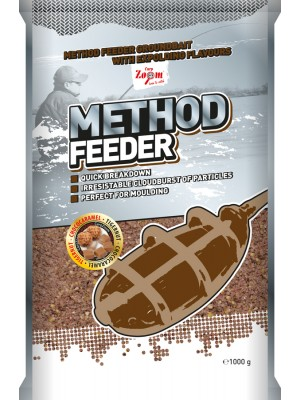 Carp Zoom Method Feeder - Tigernut-Chococaramel  (tigrí orech-čokokaramel)