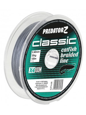Carp Zoom Predator - Classic Catfish Braided Line - 0,60mm-60kg