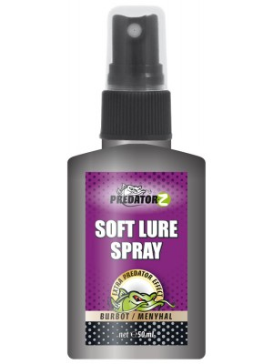 Carp Zoom Soft Lure Spray - Burbot (mieň)