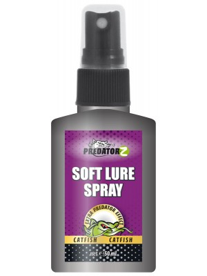 Carp Zoom Soft Lure Spray - Catfish (sumec)