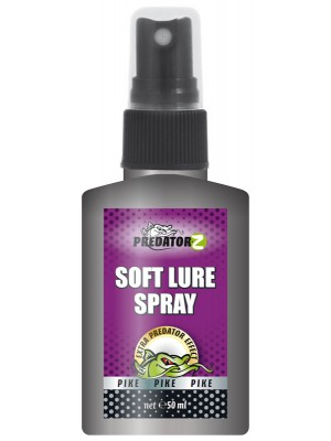 Carp Zoom Soft Lure Spray -  Pike (šťuka)