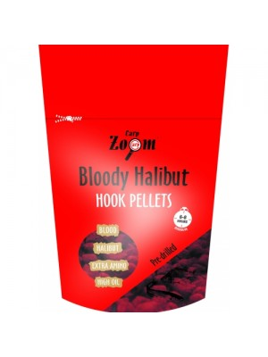 Carp Zoom Strawberry Halibut Hook Pellets 8 mm