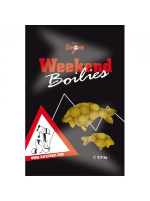 Carp Zoom Weekend Boilies - Mäsový mix - 10000g