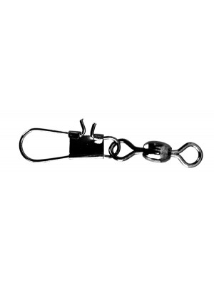 Carp Zoom Crane Swivel with Interlock Snap - obratlík - #10