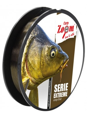 Carp Zoom Extreme kaprársky vlasec - 0,25mm - 8,60kg