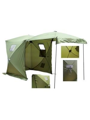 Carp Zoom InstaQuick Fishing Tent - Rýchlo zložiteľný prístrešok