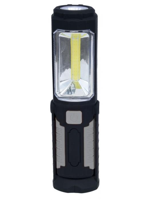 Carp Zoom Praktická COB LED lampa