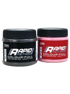 Carp Zoom Rapid Method Colour Full - červené