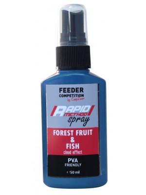 Carp Zoom Rapid Method Spray - Jahoda – vanilka