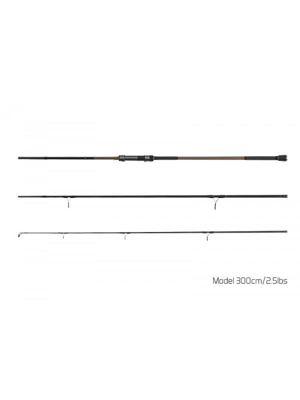 Delphin Carp TRIP / 3 diely - 300cm/3.0lbs