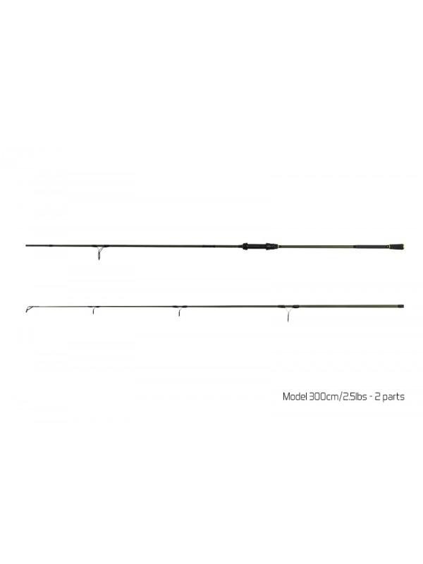 Delphin NEXIS CARP 2diely - 360cm/3.00lbs