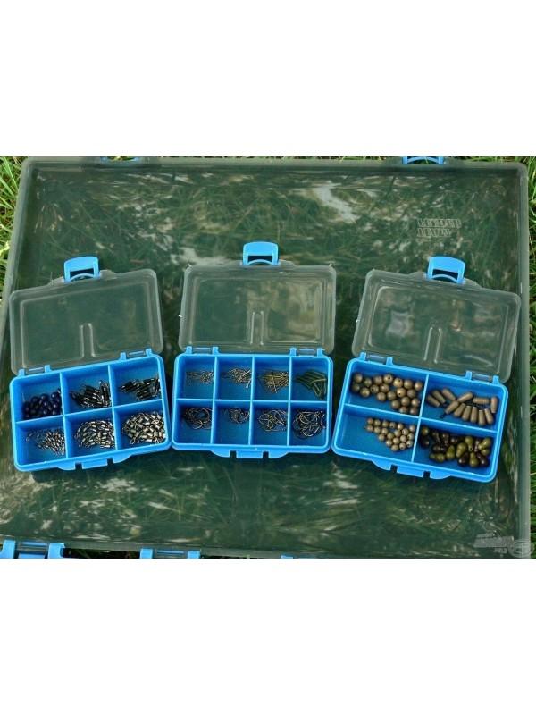 By Döme Team Feeder Box - Plastový organizér na rybársku bižutériu