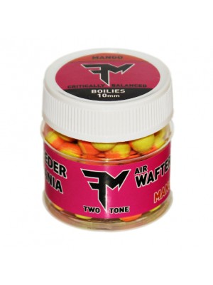 Feeder Mania Air Wafters Two Tone 10 mm Mango