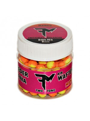 Feeder Mania Air Wafters Two Tone 8 mm Mango