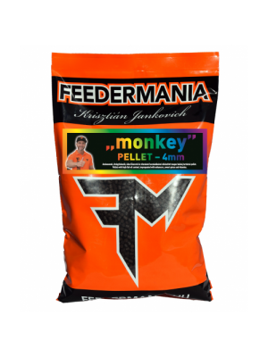 Feeder Mania Pellet Monkey 4 mm