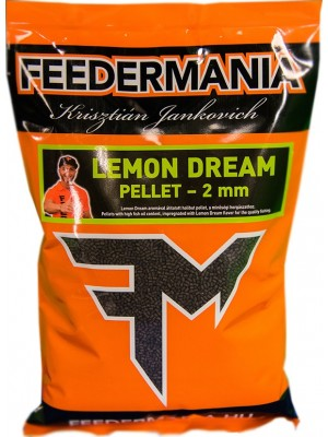 Feeder Mania Lemon Dream Pellet 2mm