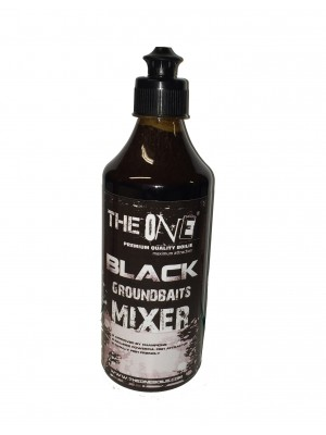 The Black One Groundbait Mixer 500ml