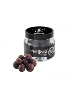 The Black One rozpustné chytacie boilies 150g